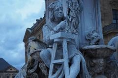 Handwerker Brunnen